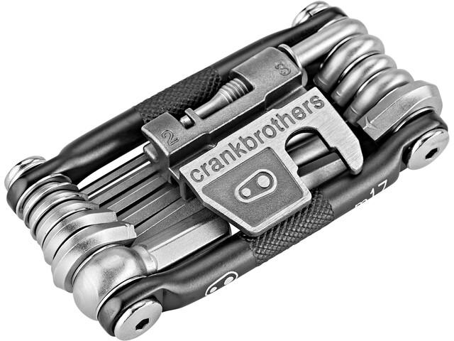 Crankbrothers Multi-17 Monitoimityökalu, nickel